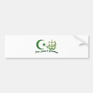 True Islam Bumper Sticker
