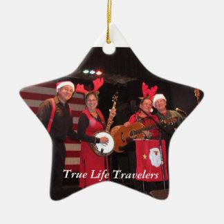 True Life Travelers 2010 Ceramic Ornament