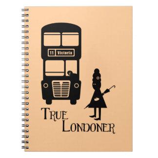 True Londoner Notebook