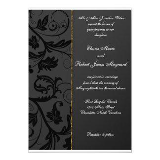 True Love 13 Cm X 18 Cm Invitation Card