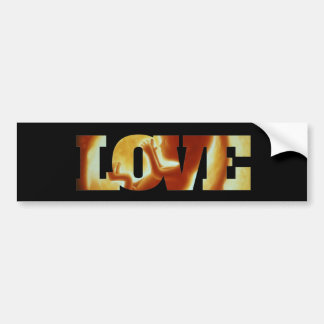 True Love Bumper Sticker! Bumper Sticker