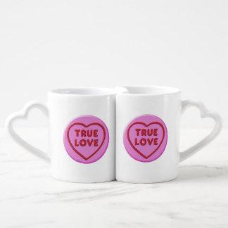 True Love Coffee Mug Set