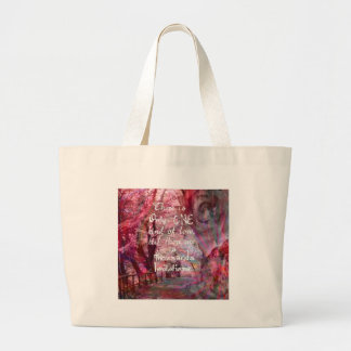 True love is not easy to find it large tote bag