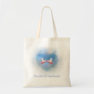 True Love Is Unbelievable Tote Bag