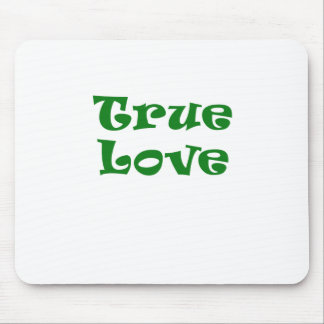 True Love Mouse Pads
