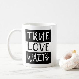 True Love Waits Coffee Mug