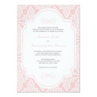 True Love Wedding Invitation