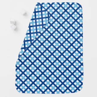 True Neoplaid Baby Blanket