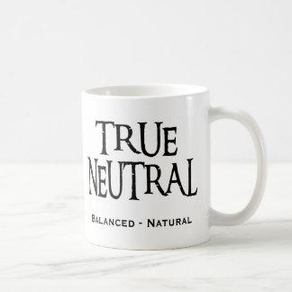 """""""True Neutral"""" Coffee Mug"""