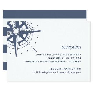 True North Reception Enclosure Card