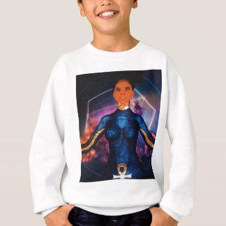 true_nubia_mascot1 sweatshirt