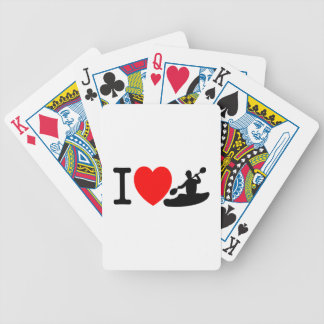 True Obsesssion Bicycle Playing Cards
