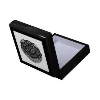 True opposite turtle gift box