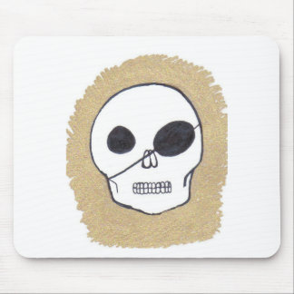 True pirates mouse pad
