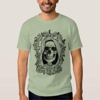 true till death tee shirt