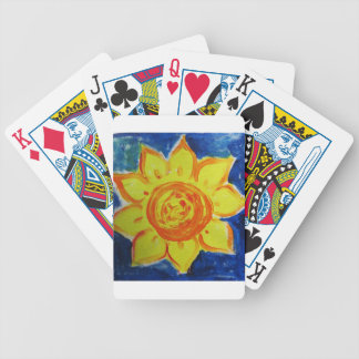 true to nature bicycle playing cards