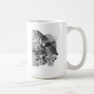 True Tribute Basic White Mug