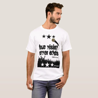 true vision never ends music T-Shirt