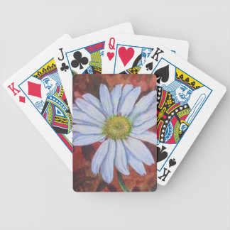 True Wild Daisy from Yorktown Bicycle Playing Cards