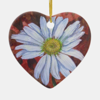 True Wild Daisy from Yorktown Ceramic Ornament