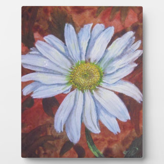 True Wild Daisy from Yorktown Plaque
