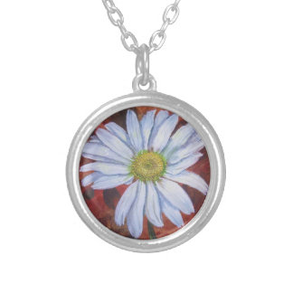 True Wild Daisy from Yorktown Silver Plated Necklace