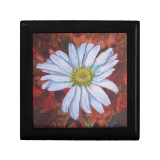 True Wild Daisy from Yorktown Small Square Gift Box
