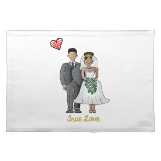 Truelove1 Placemat
