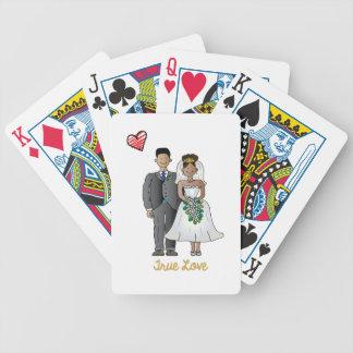 Truelove1 Poker Deck