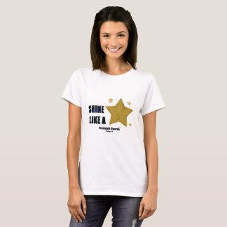 TRUEWALK BOARDS STAR Women's Basic T-Shirt
