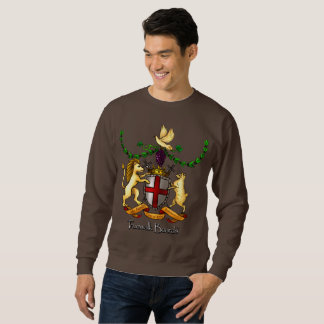 TRUEWALK COAT OF ARMS Men's Basic Sweatshirt