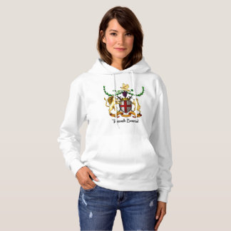TRUEWALK COAT OF ARMS Women's Basic Hoodie