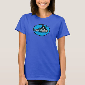 TRUEWALK LOGO Women's Basic T-Shirt