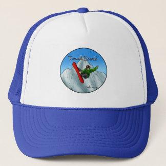 TRUEWALK SNOWBOARD TRUCKER HAT
