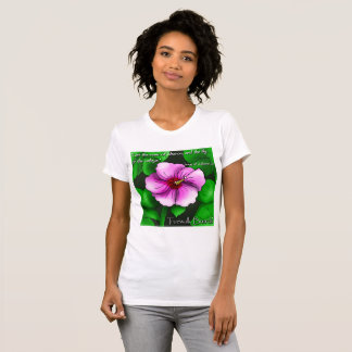 TRUEWALK Women's Apparel Crew Neck T-Shirt
