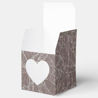Truffle 'Tree' Favour Box. Favour Box