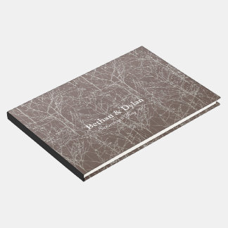 Truffle 'Tree' Guest Book