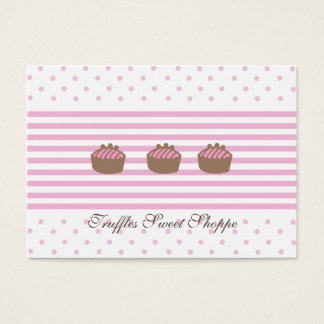 Truffles Chubby Business Cards
