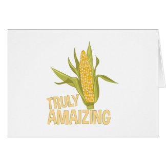 Truly Amaizing Card