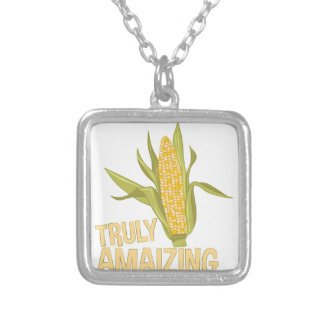 Truly Amaizing Silver Plated Necklace