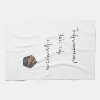 Truly Scrumptious DishTowel Tea Towel