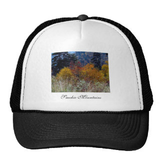 Truly Smokie Mountain Autumn Mesh Hats