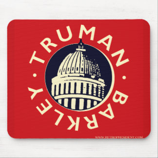 Truman-Barkley - Customized Mouse Pads