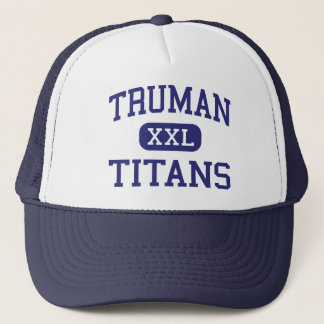 Truman Titans Middle Tacoma Washington Trucker Hat