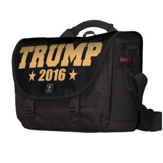 Trump 2016 laptop shoulder bag