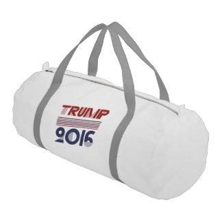 Trump 2016 Vintage Campaign Style Gym Duffel Bag