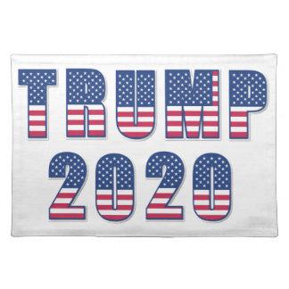 Trump 2020 placemat