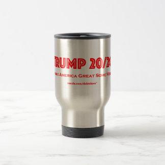 Trump 20/20: Make America Great Some More Travel Mug