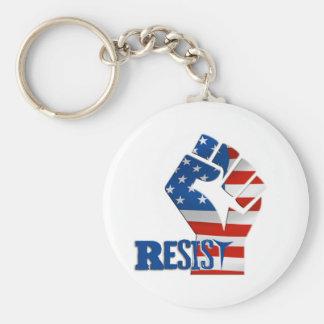 "Trump 2.25"" Basic Button Keychain"
