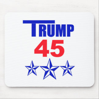 Trump 45 mouse pad